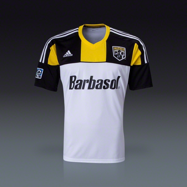 columbus crew away shirt MLS Jerseys For 2014 Season Revealed For All 19 Teams: Leaked [PHOTOS]