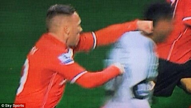 craig bellamy punch Craig Bellamy Suspended For 3 Matches After Accepting FA Charge of Violent Conduct