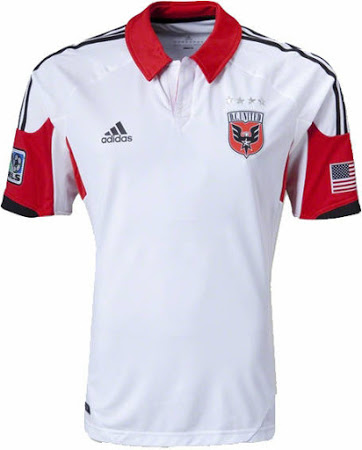 dc united away shirt MLS Jerseys For 2014 Season Revealed For All 19 Teams: Leaked [PHOTOS]