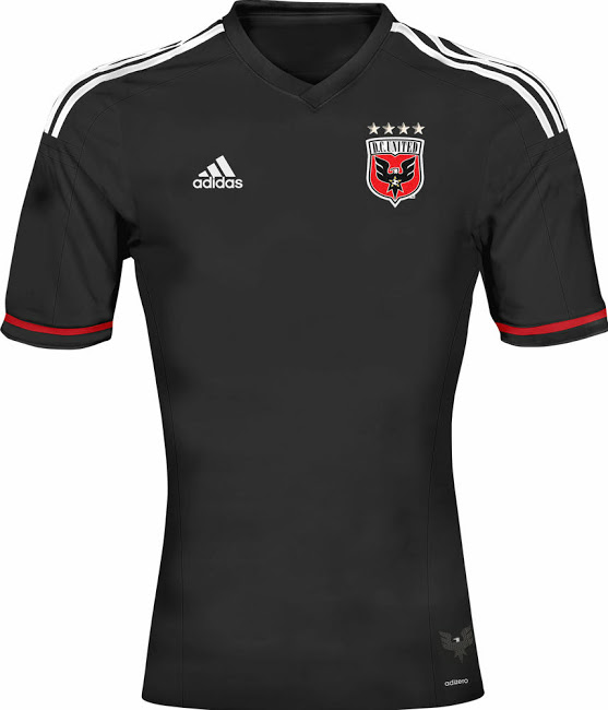 dc united home shirt MLS Jerseys For 2014 Season Revealed For All 19 Teams: Leaked [PHOTOS]