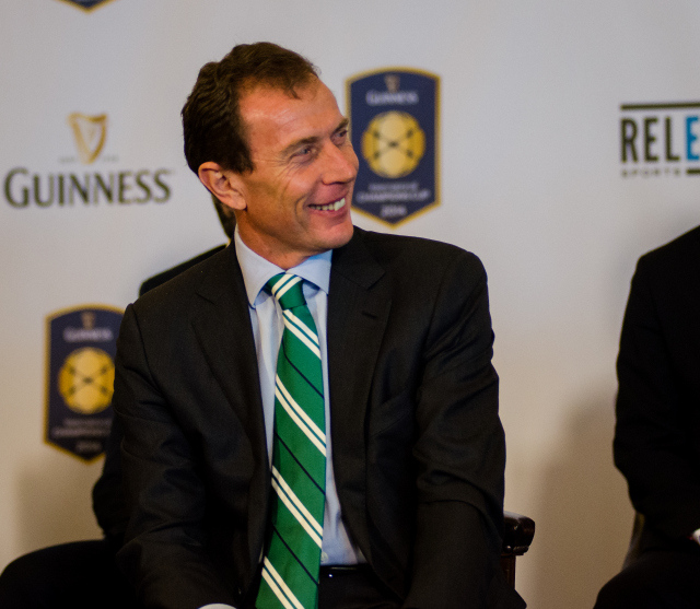emilio butragueno 2014 International Champions Cup Press Conference [PHOTOS]