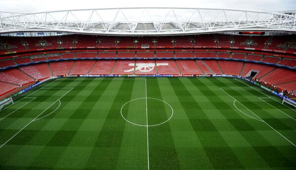 emirates stadium Arsenal vs Bayern Munich and AC Milan vs Atletico Madrid: Open Thread