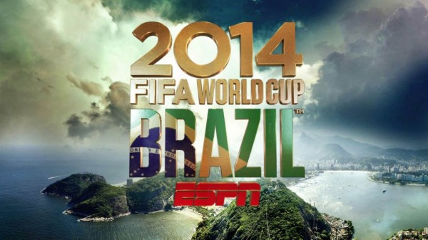 espn world cup 600x336 ESPN Announces TV Schedule For FIFA World Cup 2014