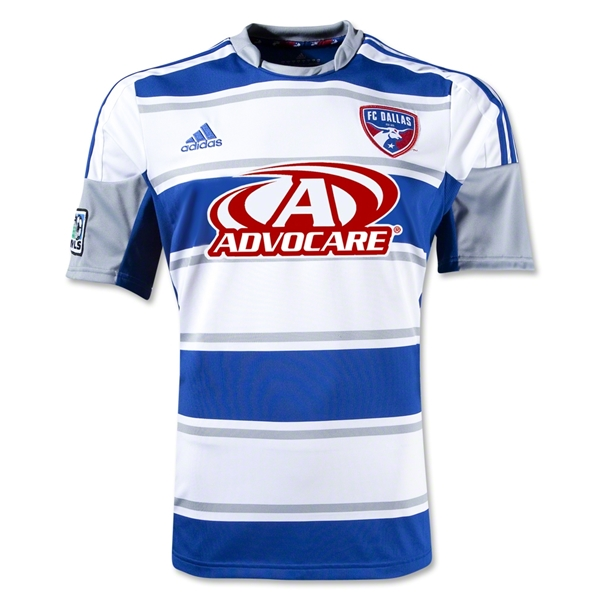 fc dallas away shirt MLS Jerseys For 2014 Season Revealed For All 19 Teams: Leaked [PHOTOS]