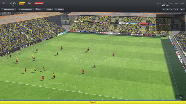 football manager Football Manager is More Than A Game; Its A Gift From The Soccer Gods