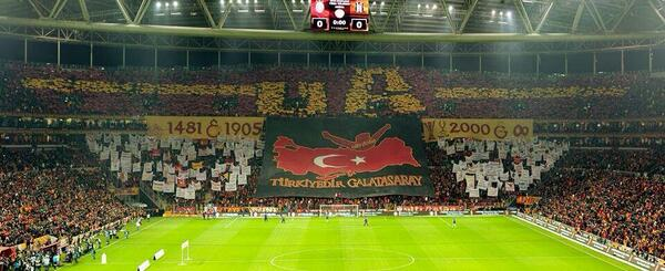 galatasaray tifo WATCH Schalke vs Real Madrid and Galatasaray vs Chelsea, Match Highlights [VIDEO]
