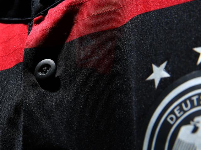 germany away shirt button Germany Away Shirt For World Cup 2014: Official [PHOTOS]