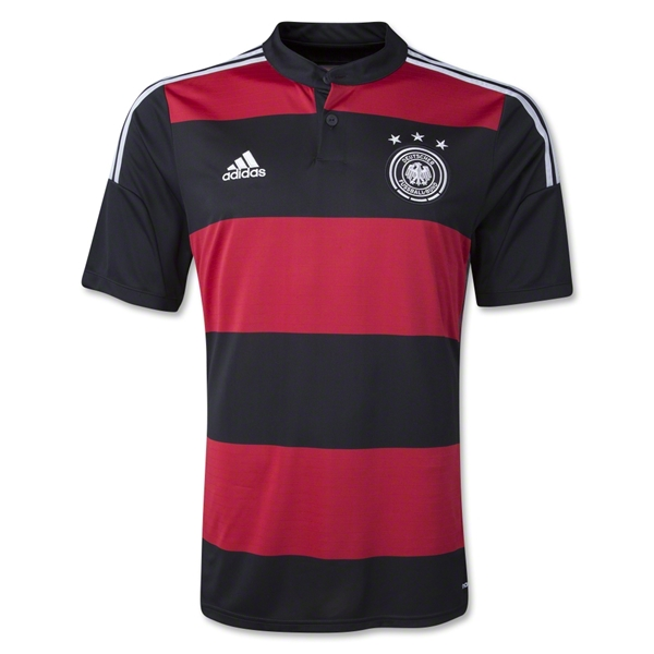 germany away shirt front Germany Away Shirt For World Cup 2014: Official [PHOTOS]
