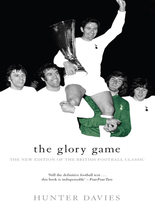 glory game book Looking At Another Classic – The Glory Game by Hunter Davies