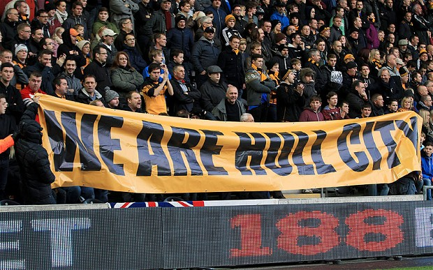 hull city fans Hull City Owner Considers 50% Increase In Season Ticket Prices If FA Say No To Tigers Name: Daily Soccer Report