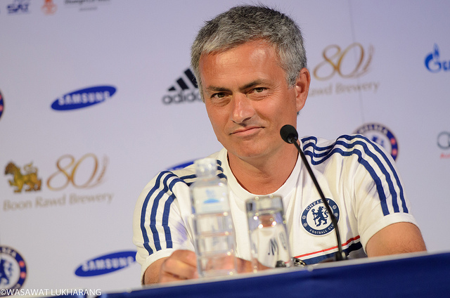 jose mourinho José Mourinho Says Chelsea Cant Compete With Manchester Citys Cash: Daily Soccer Report