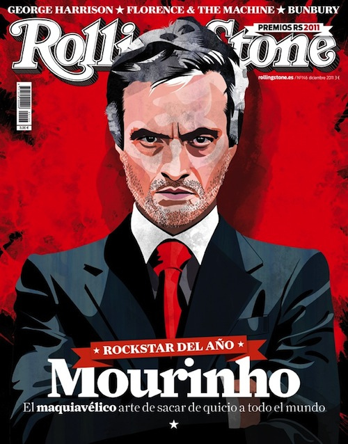jose mourinho1 Premier League Managers Cant Contend With Jose Mourinhos Mind Games