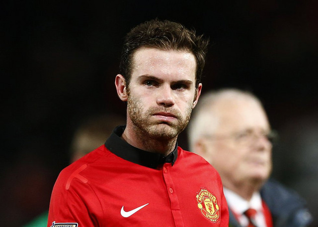 juan mata From Champions to Also Rans: Dealing With The Fall of Manchester United