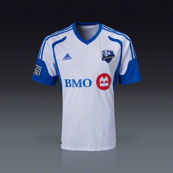 montreal impact away shirt MLS Jerseys For 2014 Season Revealed For All 19 Teams: Leaked [PHOTOS]