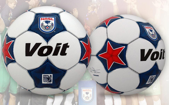 "nasl ball NASL Announce New Playoff Format, ""The Championship"""