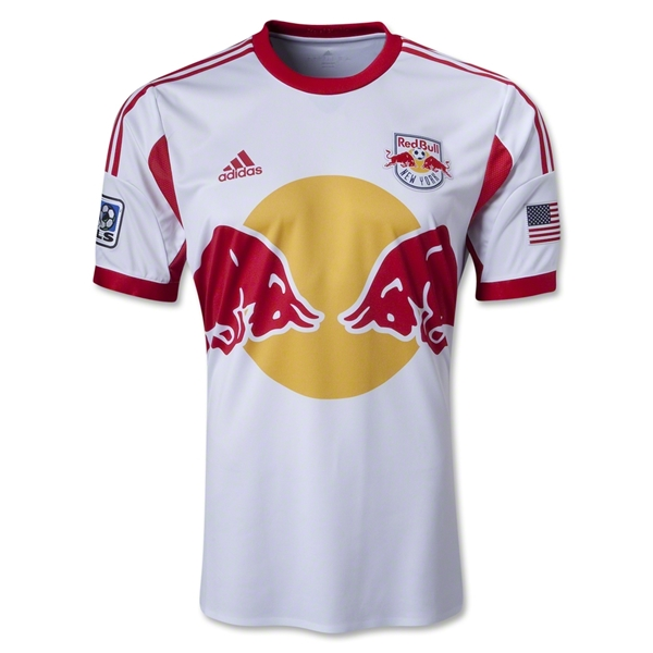 new york red bulls home shirt MLS Jerseys For 2014 Season Revealed For All 19 Teams: Leaked [PHOTOS]