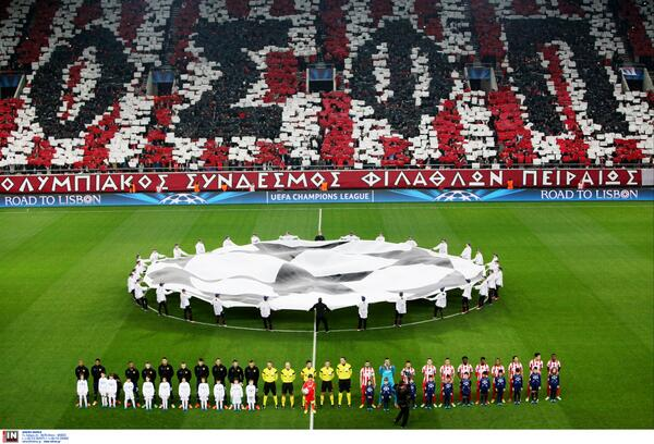 olympiakos Olympiacos vs Manchester United & Zenit St Petersburg vs Borussia Dortmund Match Highlights [VIDEO]