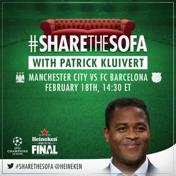 patrick kluivert competition 600x600 Win a UEFA Champions League Match Ball Signed By Patrick Kluivert [CONTEST]