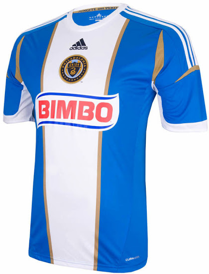 philadelphia union away shirt MLS Jerseys For 2014 Season Revealed For All 19 Teams: Leaked [PHOTOS]