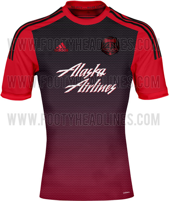 portland timbers away shirt MLS Jerseys For 2014 Season Revealed For All 19 Teams: Leaked [PHOTOS]