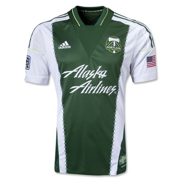 portland timbers home shirt MLS Jerseys For 2014 Season Revealed For All 19 Teams: Leaked [PHOTOS]