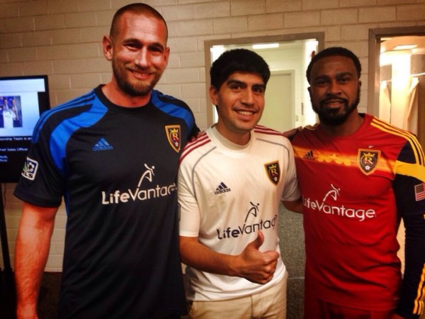 real salt lake shirts 600x450 Real Salt Lake Home Shirt For 2014 MLS Season. Beard Not Included: Leaked [PHOTO]