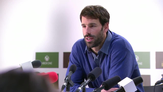 ruud van nistelrooy Ruud van Nistelrooy Announces Hes Coming Out Of Retirement [VIDEO]