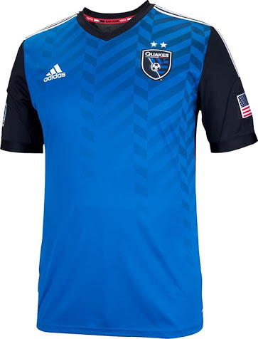 san jose home shirt MLS Jerseys For 2014 Season Revealed For All 19 Teams: Leaked [PHOTOS]