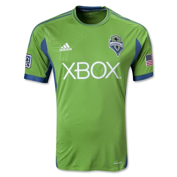 seattle sounders home shirt MLS Jerseys For 2014 Season Revealed For All 19 Teams: Leaked [PHOTOS]