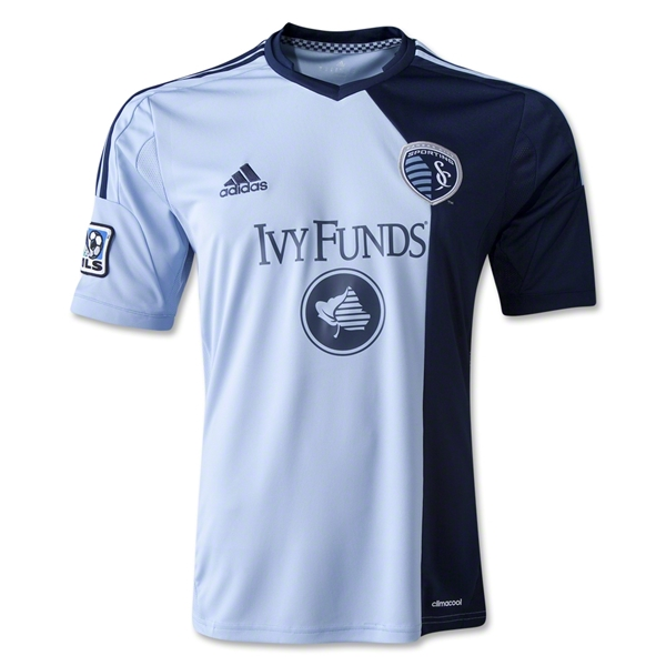 sporting kansas city home shirt MLS Jerseys For 2014 Season Revealed For All 19 Teams: Leaked [PHOTOS]