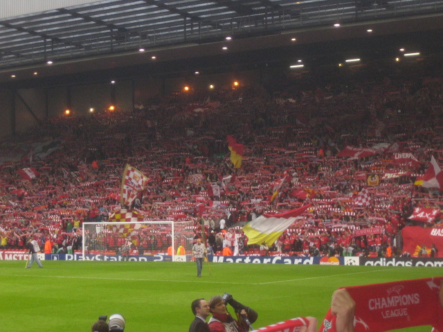 the kop liverpool WATCH The 1964 BBC Panorama Special On Liverpool And The Kop [VIDEO]