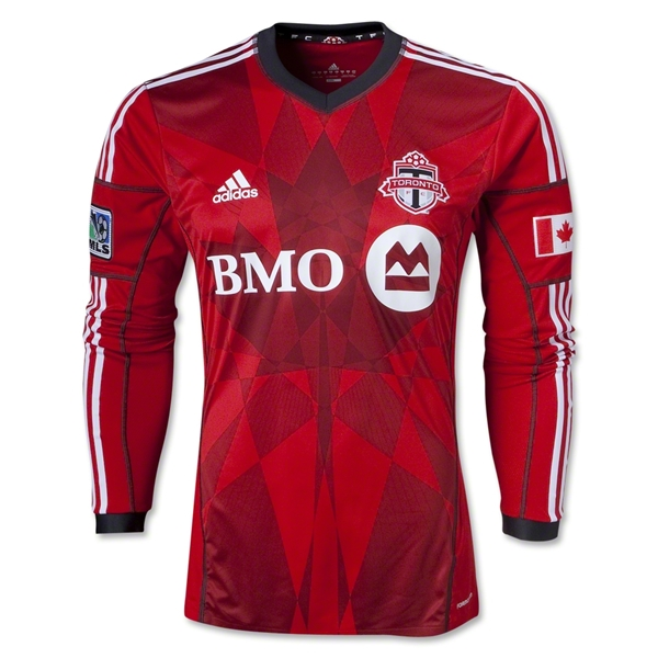 toronto home shirt MLS Jerseys For 2014 Season Revealed For All 19 Teams: Leaked [PHOTOS]