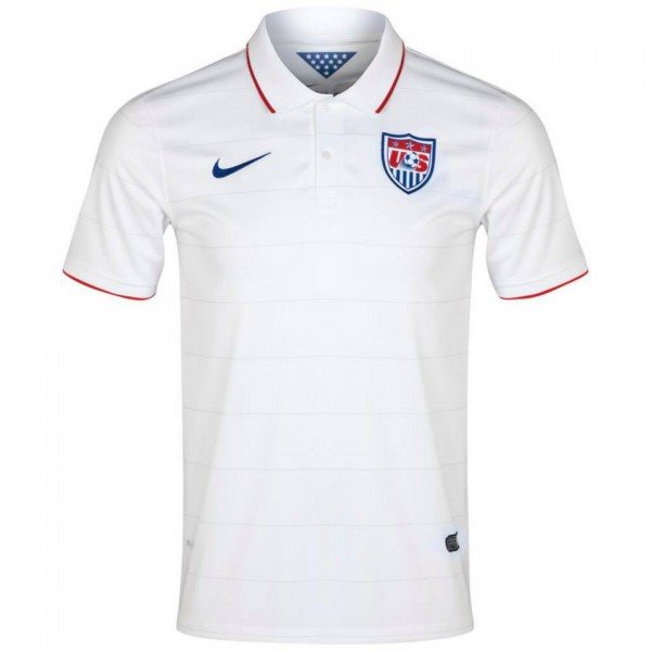 usmnt home shirt world cup 600x600 Anticipation Building For Official Release of USMNT World Cup Shirts [PHOTO]