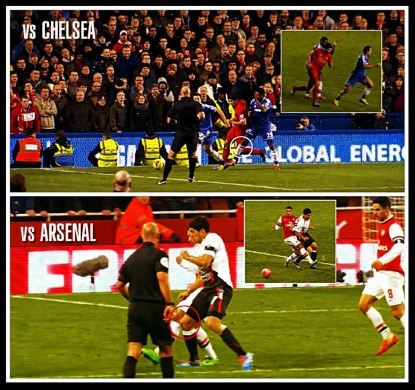 webb 600x565 WATCH Arsenal vs Liverpool, FA Cup 5th Round Match Highlights [VIDEO]