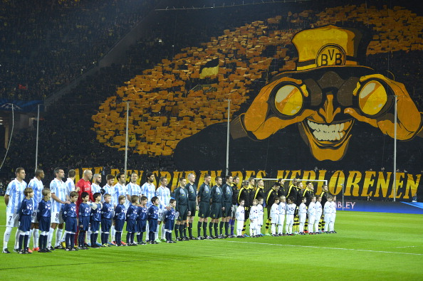 BVB TIFO UEFA Champions League: What We've Learnt From This Week's Round of 16 Games
