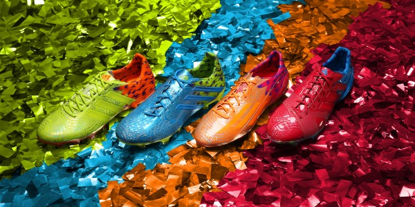 Carnaval Pack Shoot 01 Group PR Album 02 600x300 adidas Launches Carnaval Pack: A Colorful And Beautiful New Soccer Boot Collection [PHOTOS]