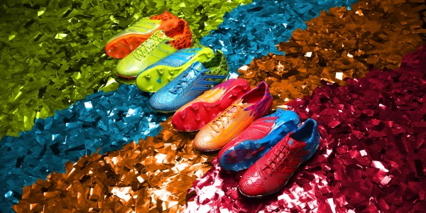 Carnaval Pack Shoot 01 Group PR Album 03 600x300 adidas Launches Carnaval Pack: A Colorful And Beautiful New Soccer Boot Collection [PHOTOS]
