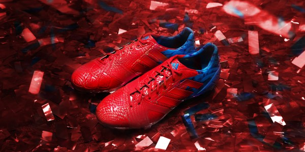 Carnaval Pack Shoot 01 Nitrocharge Album 02 600x300 adidas Launches Carnaval Pack: A Colorful And Beautiful New Soccer Boot Collection [PHOTOS]
