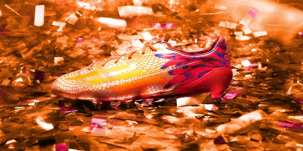Carnaval Pack Shoot 01 f50 Album 01 600x300 adidas Launches Carnaval Pack: A Colorful And Beautiful New Soccer Boot Collection [PHOTOS]