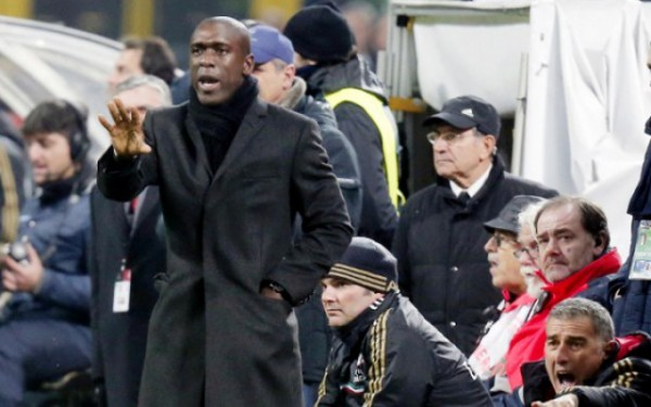 Clarence Seedorf AC Milan1 600x375 Clarence Seedorf Risks Being Sacked If Milan Loses to Fiorentina