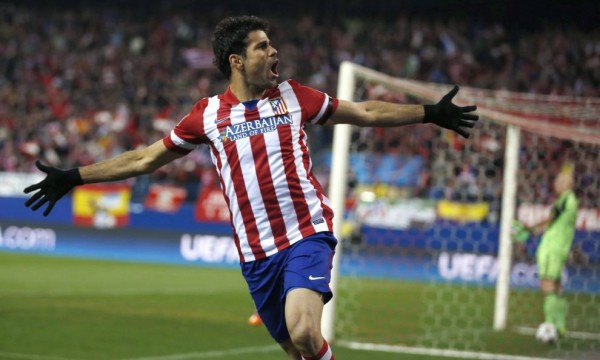 Diego Costa Atletico Madrid 600x360 Chelsea Agree £32million Fee For Diego Costa, Says Report