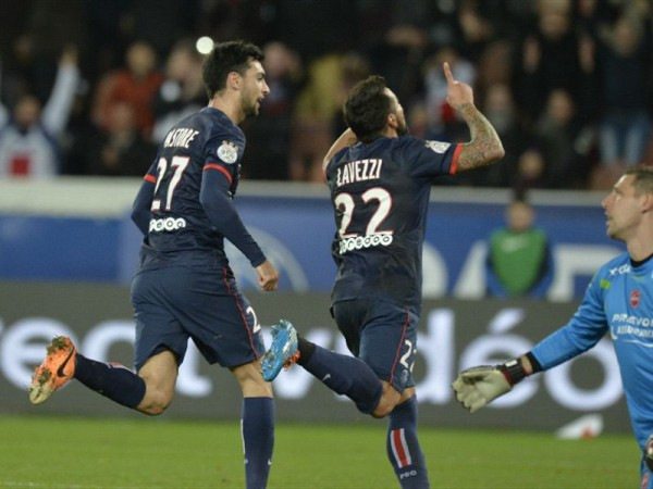 Lavezzi 600x450 UEFA Champions League: What We've Learnt From This Week's Round of 16 Games