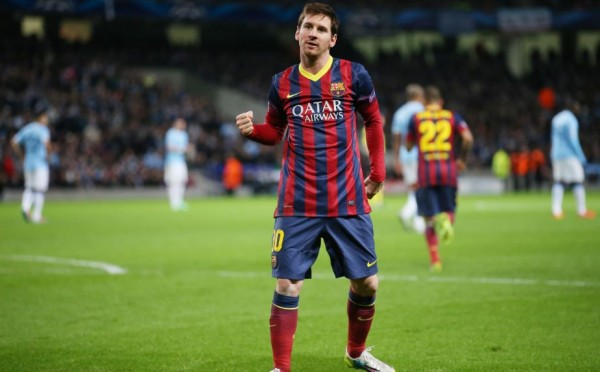 Messi 600x372 UEFA Champions League: What We've Learnt From This Week's Round of 16 Games