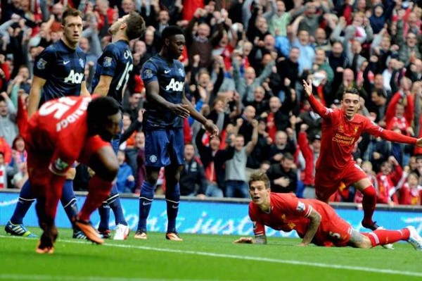 Sturridge United 600x399 The Top 5 Must See Soccer Matches On Television This Weekend