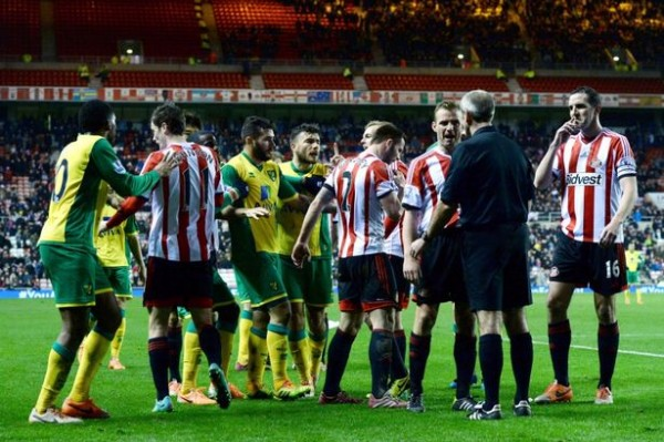 Sunderland vs. Norwich 600x399 The Top 5 Must See Soccer Matches On Television This Week