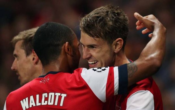 WalcottRamsey 600x376 Why Does It Continue To Go Wrong For Arsenal?