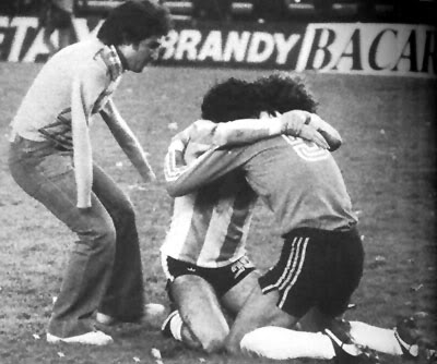 argentina embrace 1978 world cup The Story Behind One of Soccers Greatest Embraces