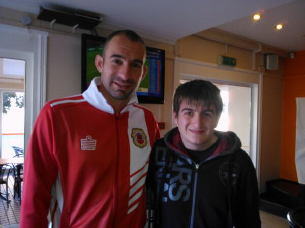 danny higginbotham1 In Praise of Danny Higginbotham, A New Pundit and Gibraltar Footballer