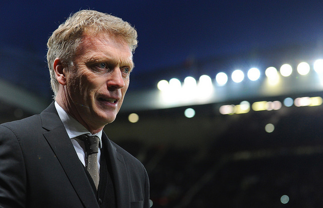 david moyes2 United Boss Feeling the Pressure Ahead of Today's Derby
