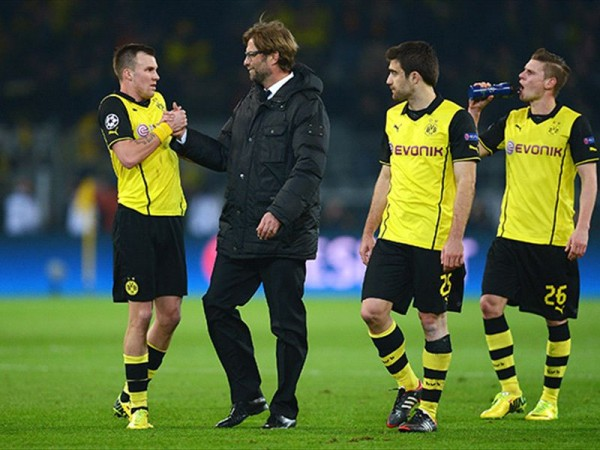 doRTMUND ZENIT 600x450 UEFA Champions League: What We've Learnt From This Week's Round of 16 Games